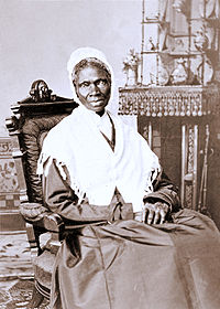 Historical photograph of Sojourner Truth
