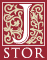 Logo of the JSTOR database.