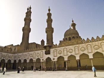 al-Azhar, Cairo, Egypt