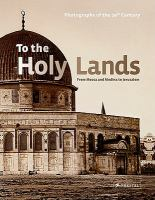"""Book cover of """"To the Holy Lands"""""""
