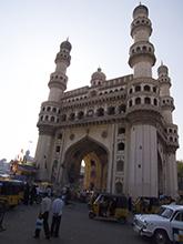 Caharminar, Hyderabad, India