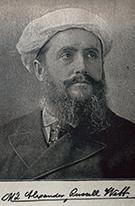 Muhammad Alexander Russell Webb
