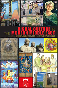 "Cover of ""Visual culture in the modern Middle East : rhetoric of the image."""
