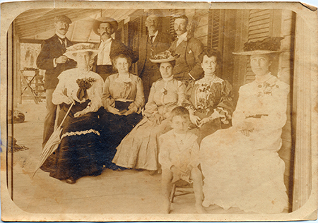 Unidentified Group