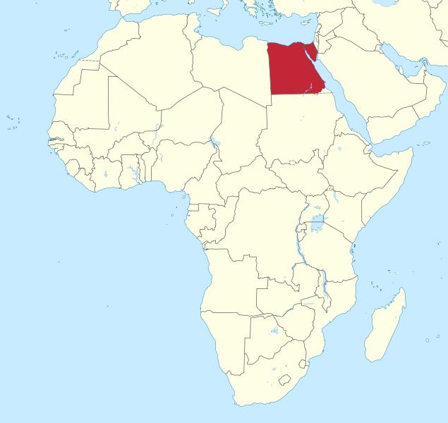 Egypt in Africa