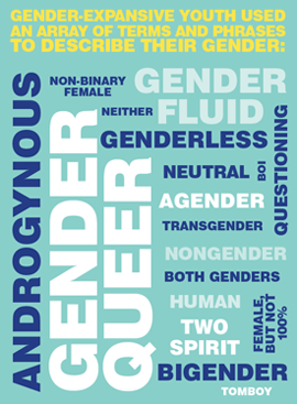 Supporting and Caring for our Gender-Expansive Youth