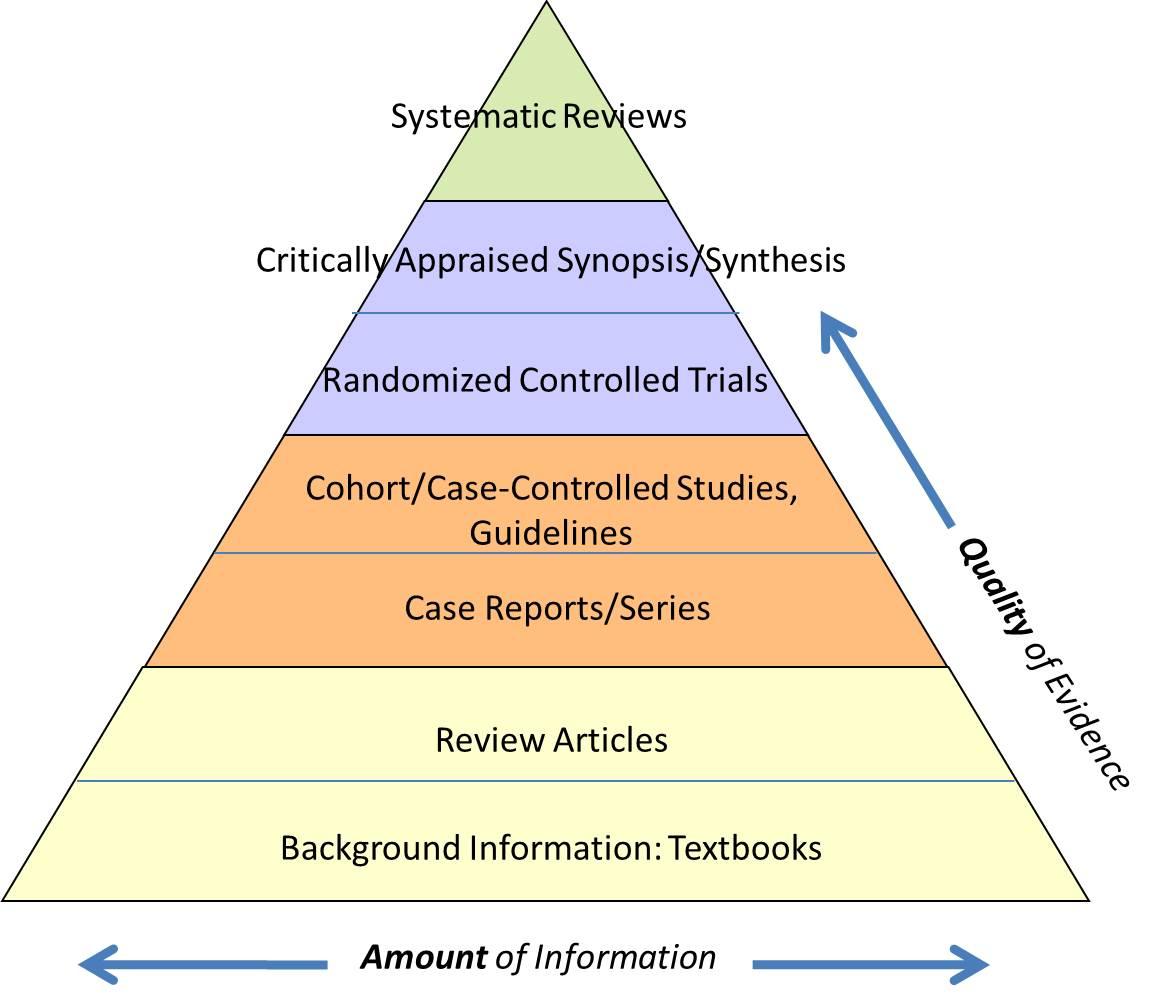 EBM Pyramid