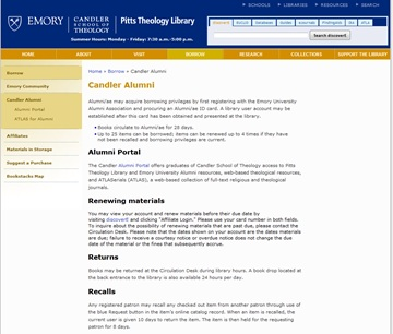 Alumni Portal