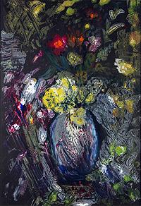 Floral by Rose K. Becker