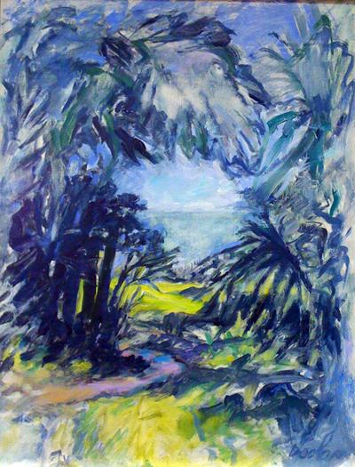 Florida Series 9 by Nancy Doolan