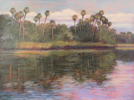 Marsh Piece by Susan Dauphinee
