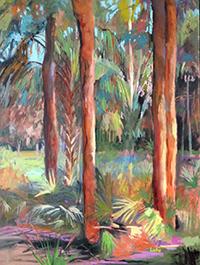 Florida Sunset by Kathleen Wobie