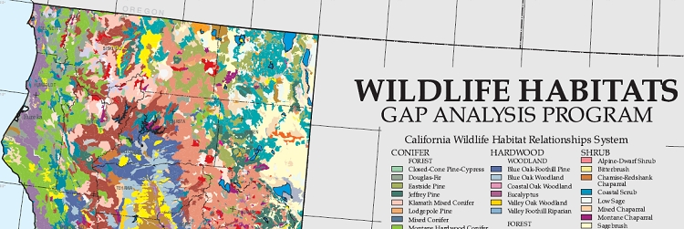 Wildlife Habitats-GAP