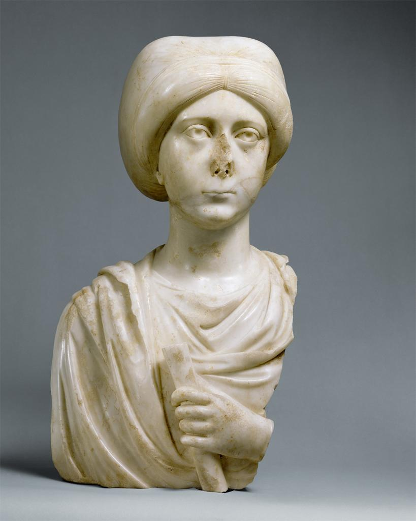 Bust of a Lady of Rank