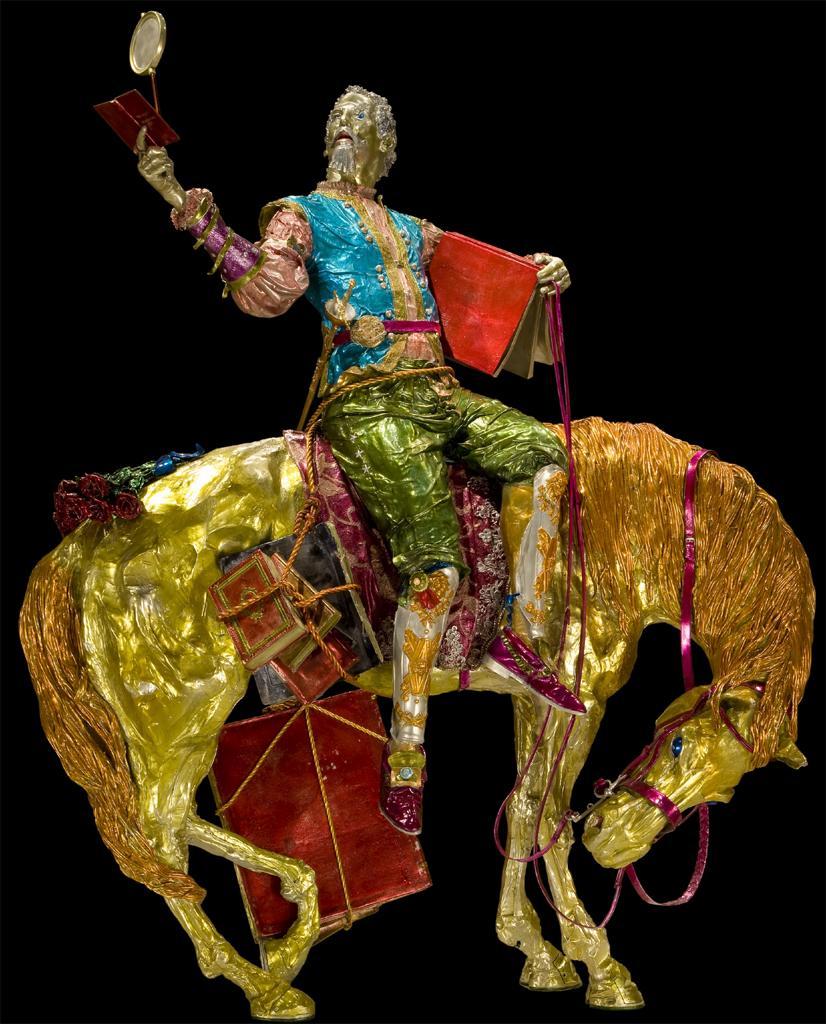 Don Quijote Segunda Parte