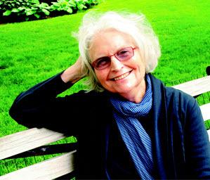 Photo of Betty Medsger by Joyce Ravid
