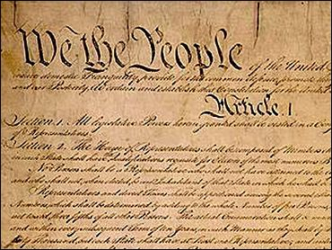 We the people first amendment