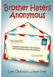 image of book cover of Brother Haters Anonymous