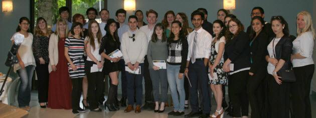 Patrons Club Scholarship Winners