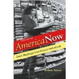 cover image from 9th edition of book, America Now