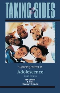 cover of taking sides textbook