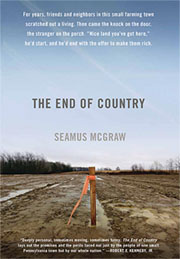 book cover of The End of Country