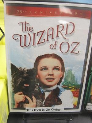 Wizard of Oz--75th Anniversary Edition