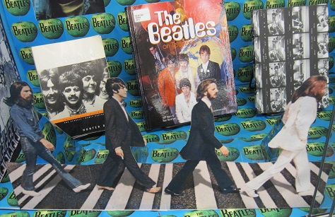 Abbey Road Standee