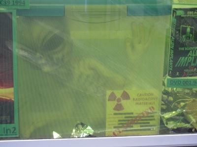 Alien in Container