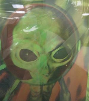 Alien Magnified