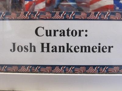America--Curator Card