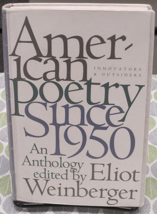 American Poetry Since 1950