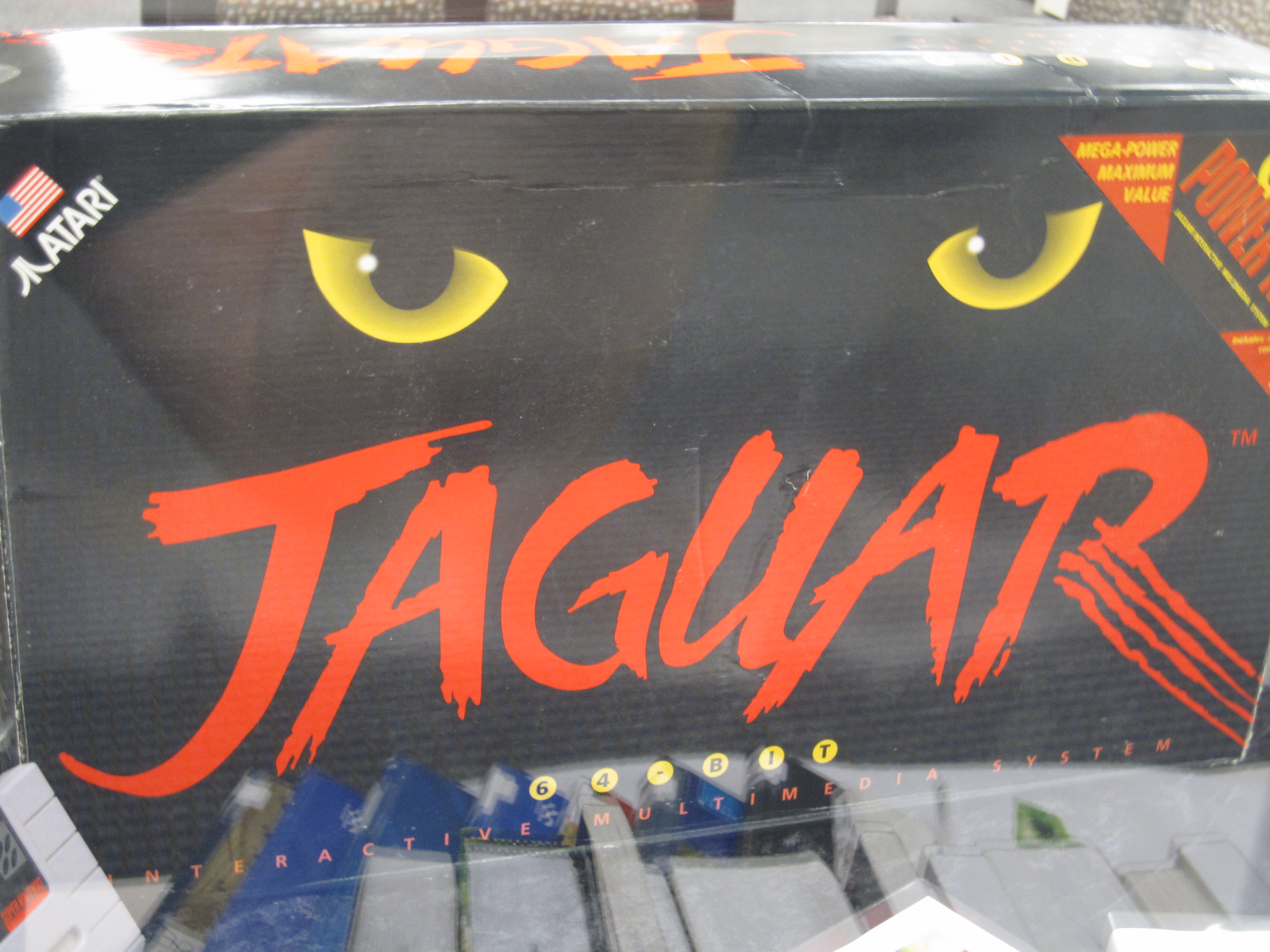 Atari Jaguar Box