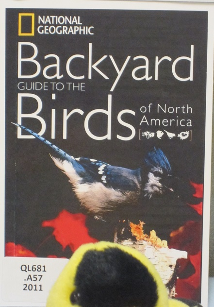 Backyard Guide to the Birds of North America