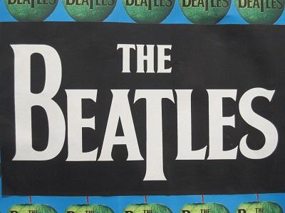 Beatles--Drop T Logo