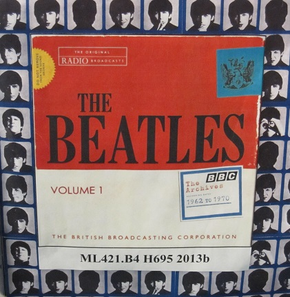 Beatles--the BBC Archives from 1962-1970
