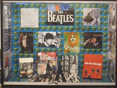 Beatles--Whole Case