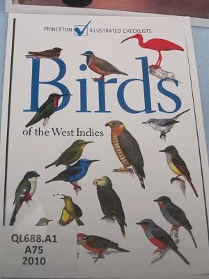 Birds of the West Indies
