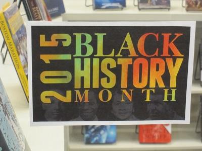 Black History Month--2015