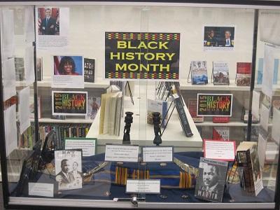 Black History Month--Case