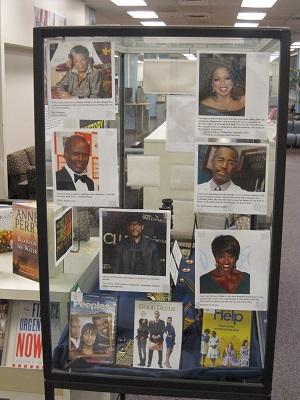 Black History Month--Case Side 1