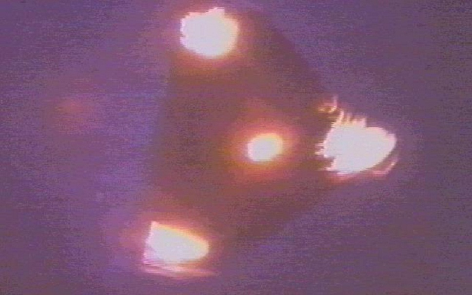 Brussels UFO--March 30, 1990