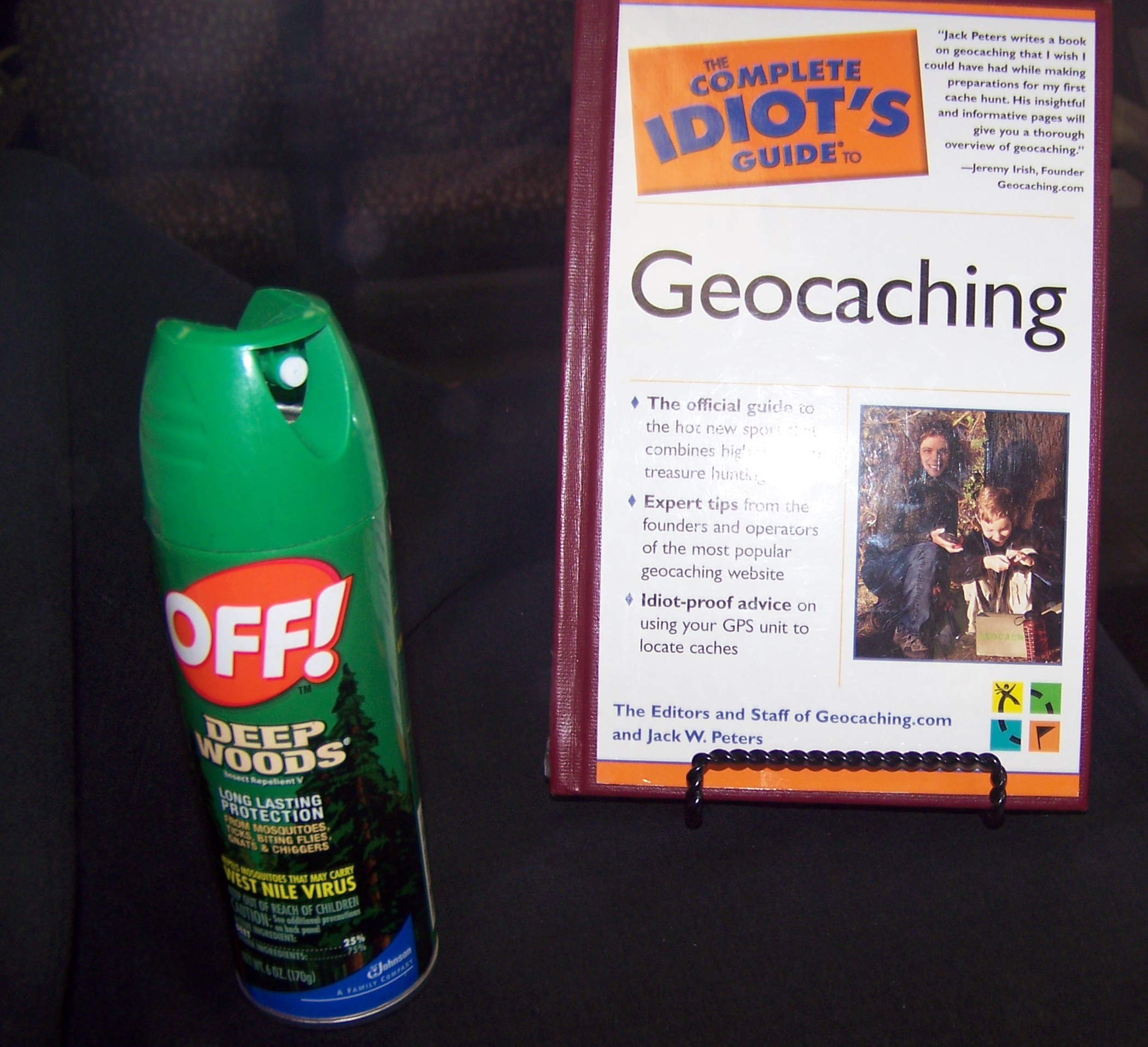 geocache can of OFF