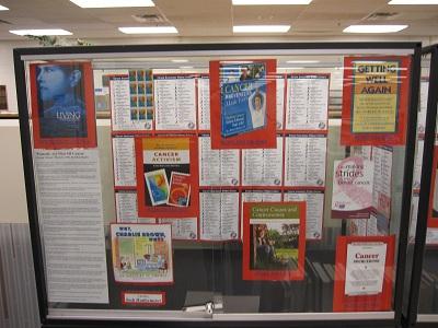 Cancer Awareness Exhibit--Case 1