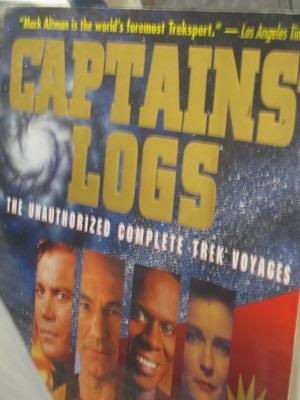 Captains' Logs--the Unauthorized Complete Trek Voyages