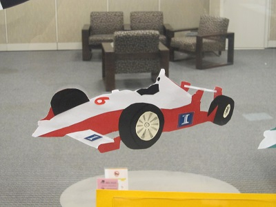 Indy 500--Car1