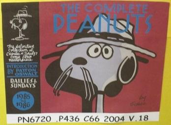 Complete Peanuts-Vol. 18