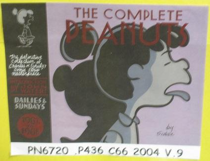 Complete Peanuts-Vol. 9
