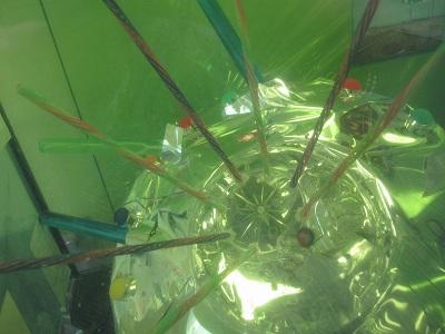 Crashed UFO--Antennas