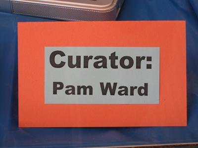 Curator--Pam Ward